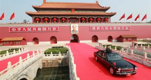 China marches on 2