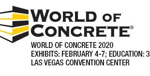 Welcome To World of Concrete 2020